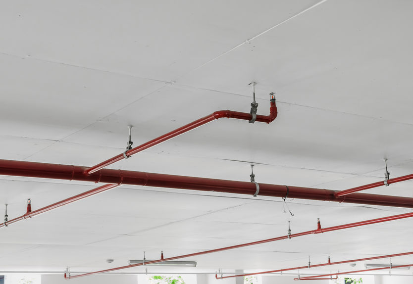 Fire Suppression Pipe : Century rooter if it doesn t flush we
