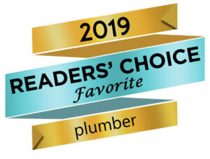 Readers 2019 Favorite Plumber